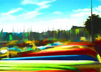 צבעי הנמל