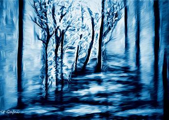 בלב היער