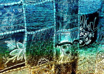 שטיח של ים וחול