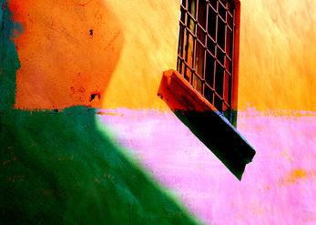פינה בצבע