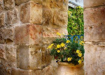 A Jerusalem corner